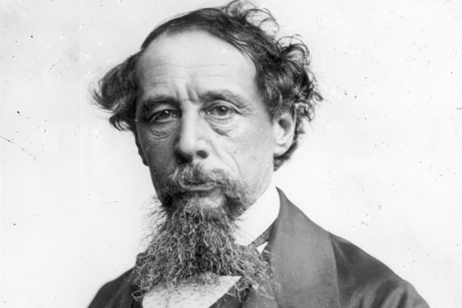 UNSPECIFIED - UNDATED:  (FILE PHOTO)  Reopened in November 2011, the refurbished Charles Dickens Museum at 48 Doughty Street, London WC1N was home to the English author and his family until 1839. Dickens referred to his Bloomsbury address as 'my house in town', where he wrote some of his best-loved novels, including 'Oliver Twist' and 'Nicholas Nickleby'.  Please refer to the following profile on Getty Images Archival for further imagery: http://www.gettyimages.co.uk/Search/Search.aspx?EventId=129915120&EditorialProduct=Archival# English novelist Charles Dickens (1812 - 1870).  (Photo by Rischgitz/Getty Images)