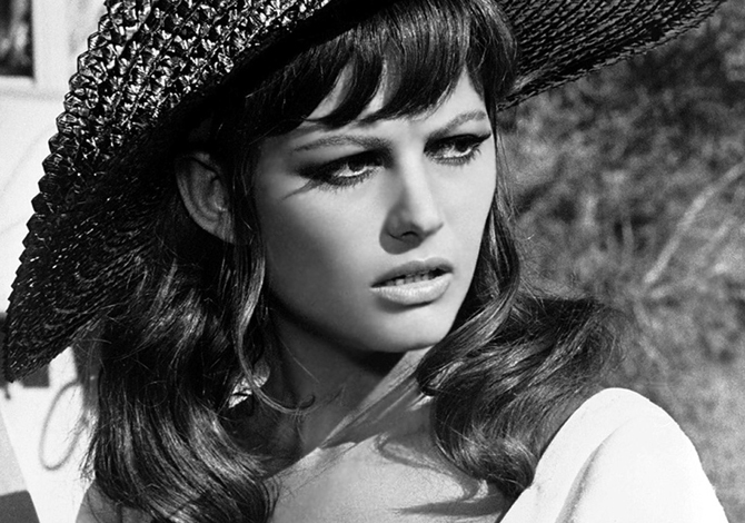 Claudia Cardinale 1960s. Photo restored by jane for Dr. Macro's High Quality Movie Scans Website: http://www.doctormacro.com/Galleries.htm. Enjoy!