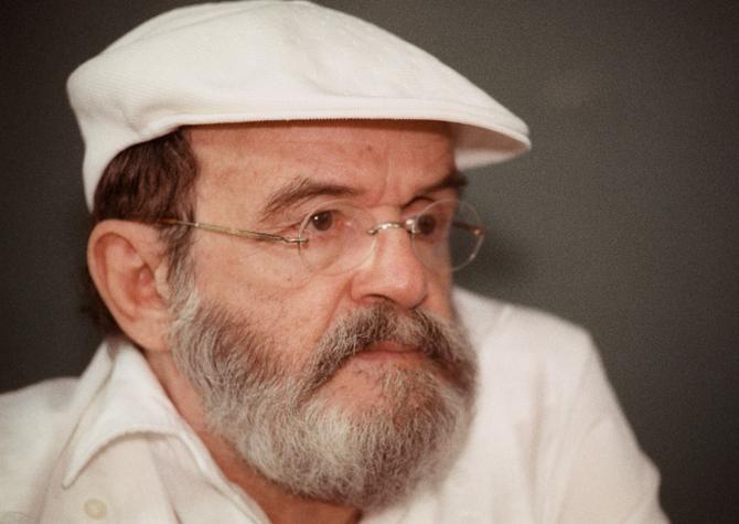 Foto: Arnaldo Carvalho/JC Imagem Data: 04-12-1998 Assunto: CADERNO C - Foto de arquivo do jornalista Ronildo Maia Leite.