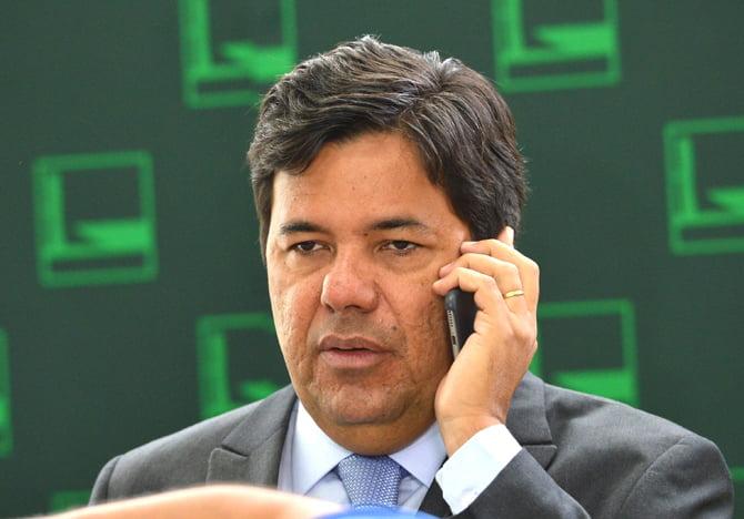Brasília - O deputado Mendonça Filho fala à imprensa na Câmara dos Deputados (Antonio Cruz/Agência Brasil)