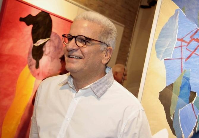 Foto Gleyson Ramos - Exposição Pragana Aglutinar na Arte Plural  09-07-13