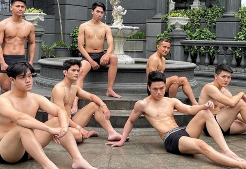 I Muscle Men Indonésia