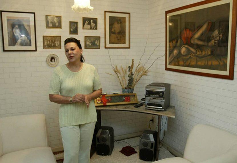 Marly Bueno a eterna apresentadora do Miss Brasil