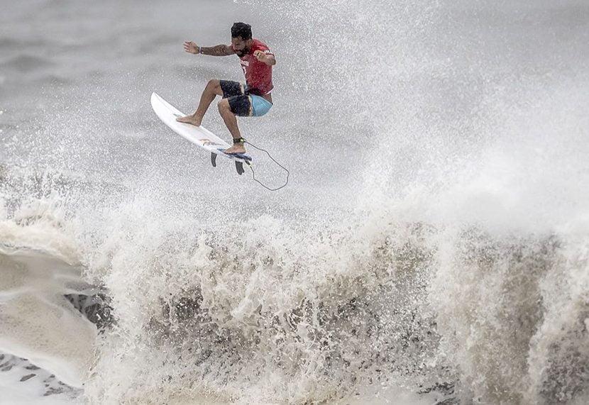 Ítalo Ferreira o surfista dourado